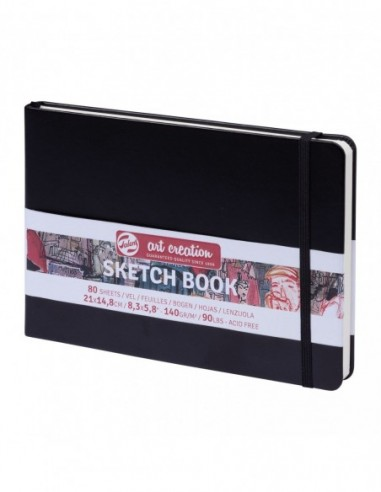 Sketch Book Talens A5 paysage