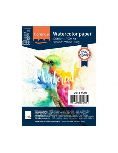 100 feuilles - A6 - 300gr - papier...