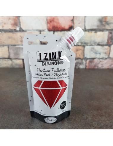 IZINK Diamond Rouge ALADINE