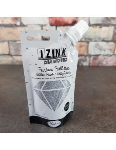 IZINK Diamond Argenté ALADINE
