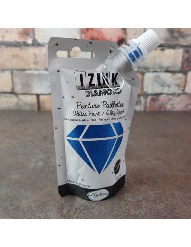 IZINK Diamond Bleu Marine ALADINE