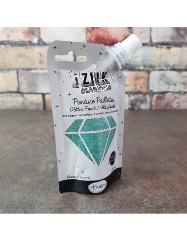 IZINK Diamond Vert Pastel ALADINE