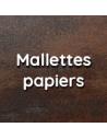 Mallettes papiers
